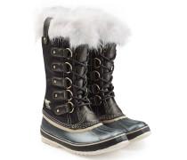 Gefütterte Boots Joan of Arctic mit Leder und Webpelz