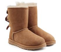 Boots Bailey Bow aus Schafleder