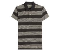 Streifen-Shirt aus Baumwolle