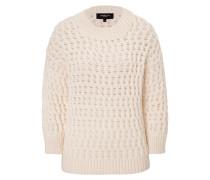 Pullover aus Wolle und Alpaka