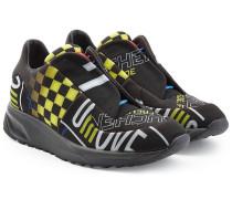Bedruckte Sneakers aus Neopren