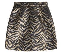 Mini-Skirt aus Jacquard