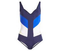 Swimsuit im Color Block Look