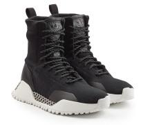 Gewebte Mid High Sneakers H.F/1.3 PK