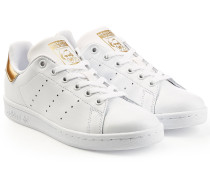 Leder-Sneakers Stan Smith