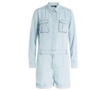 Jeans-Jumpsuit im Utility-Look