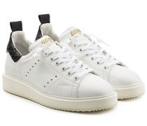 Sneakers Starter aus Leder