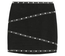 Mini-Skirt mit Nieten