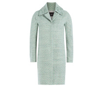 Bestickter Mantel Circle Coat