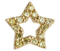 Ohrstecker Star Stud mit Halbedelsteinen