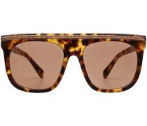 Sonnenbrille mit Décor