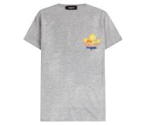 Print-Shirt aus Baumwoll-Jersey