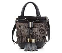 Fransen-Bag aus Leder