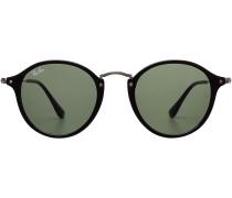 Sonnenbrille RB2447 Round Fleck