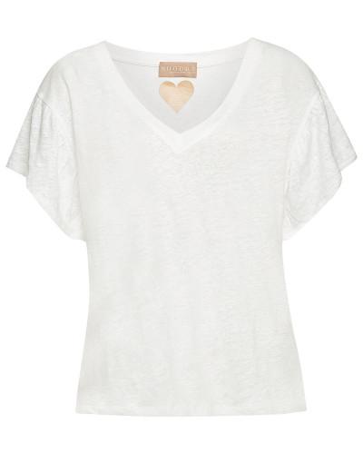 T-Shirt Pippa aus Leinen