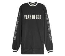Bedrucktes Motocross Sweatshirt aus Mesh