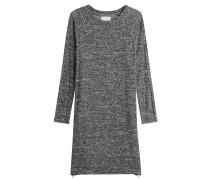 Sweater-Dress aus Jersey-Stretch mit Reißverschlüssen