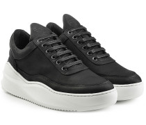 Sneakers Sky aus Nubukleder