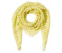 Print-Schal aus Seide