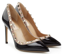 Lackleder-Pumps Rockstud