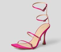 Sandaletten mit Square Toe