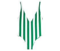 Gestreifter Swimsuit The Michelle