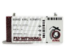 Box Clutch K/Jet Fly With Karl