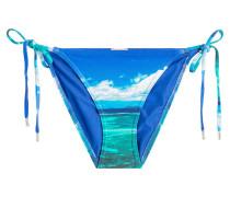Bikini-Höschen mit Print