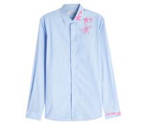 X Zandra Rhodes Hemd aus Baumwolle mit Print