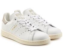 Leder-Sneakers Stan Smith
