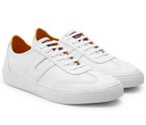 Leder-Sneakers