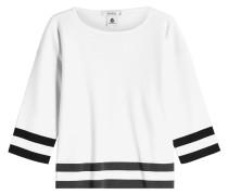 Woll-Pullover Camino mit Streifen