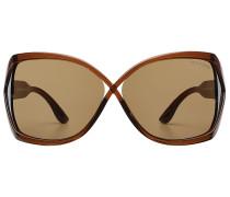 Oversize-Sonnenbrille Julianne