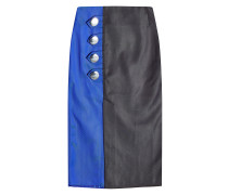 Pencilskirt im Two Tone Look