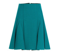 Flared Skirt mit Wolle