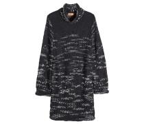 Oversized Pullover mit Kaschmir, Wolle und Mohair
