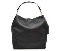 Handtasche K/Slouchy aus Leder