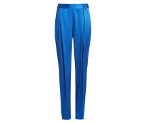 High Waist Pants aus Satin