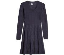 Strickkleid mit Wolle