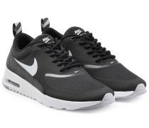 Sneakers Air Max Thea Premium aus Mesh und Leder