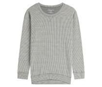 Pullover aus Baumwolle, Kaschmir und Seide