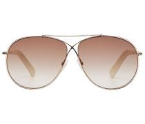 Oversize-Sonnenbrille Eva