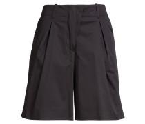 Shorts aus Baumwoll-Satin