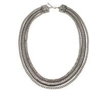 Mehrreihige Halskette
