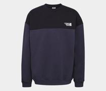 Sweatshirt mit Brand-Motiv