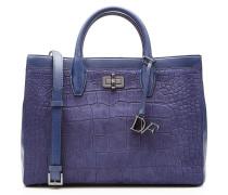 Geprägte Leder-Handtasche 440 Gallery Viviana