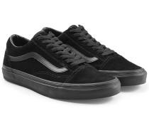 Sneakers Old Skool aus Veloursleder