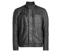 Outdoor-Jacke aus beschichteter Baumwolle