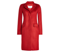 Mantel aus strukturiertem Kamelhaar