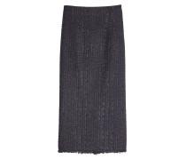 Pencilskirt aus Tweed